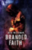 Cover of Branded Faith