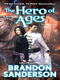 Book Review: The Hero of Ages, by Brandon Sanderson