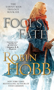 Book Review: Fool's Fate, by Robin Hobb