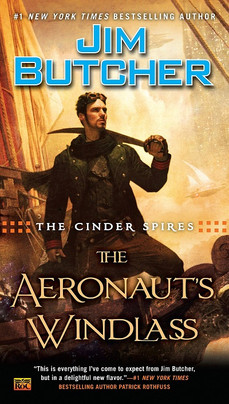 Book Review: The Aeronaut's Windlass, by Jim Butcher