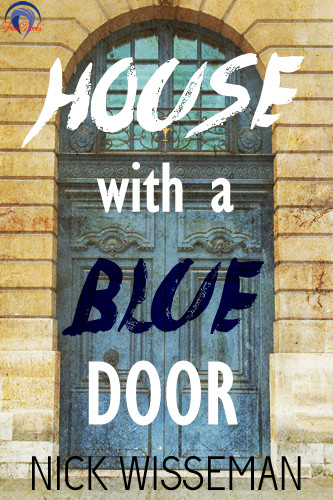 House with a Blue Door cover