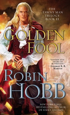 Book Review: Golden Fool, by Robin Hobb