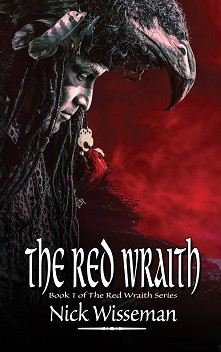 Cover of The Red Wraith