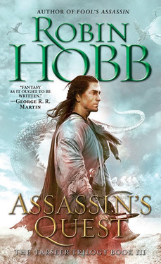 Book Review: Assassin's Quest, by Robin Hobb