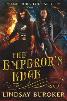 Book Review: The Emperor's Edge, by Lindsay Buroker