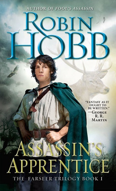 Book Review: Assassin's Apprentice, by Robin Hobb