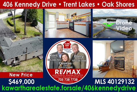 406 Kennedy Drive Oak Shores Trent Lakes Bobcaygeon