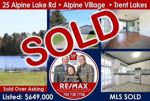 25 Alpine Lake Road Trent Lakes