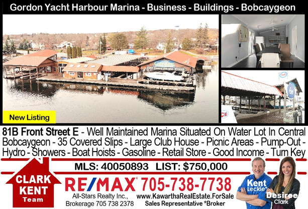 81B Front Street E Bobcaygeon