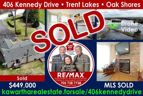 406 Kennedy Drive Oak Shores Trent Lakes