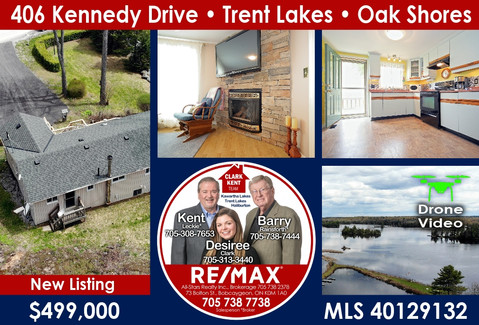 406 Kennedy Drive Trent Lakes