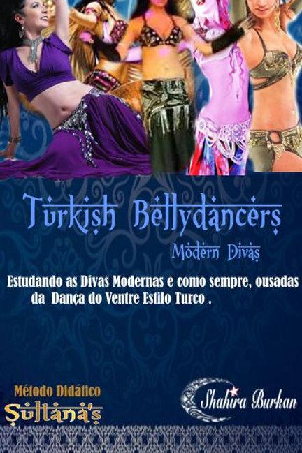 TURKISH BELLYDANCER (MODERNAS)
