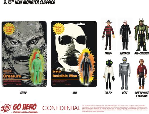 "3.75"" Retro Figure Designs 2010"
