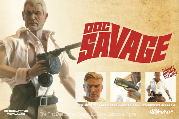 Doc Savage Product Design
