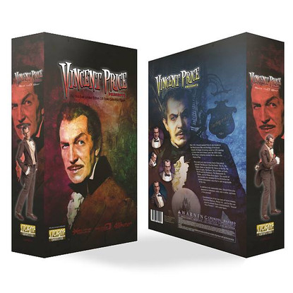 First-Ever 1:6 Scale - Vincent Price
