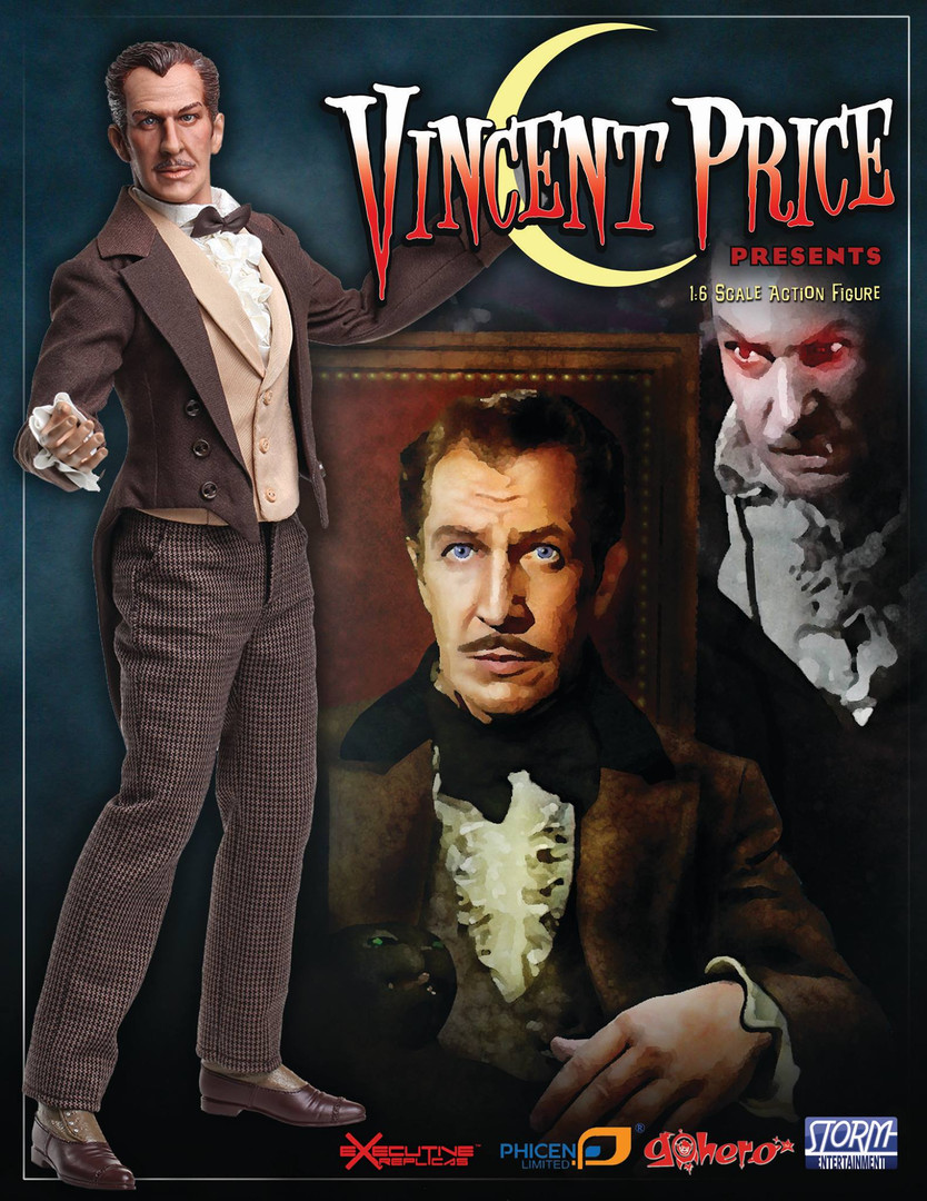 Vincent Price Product Design