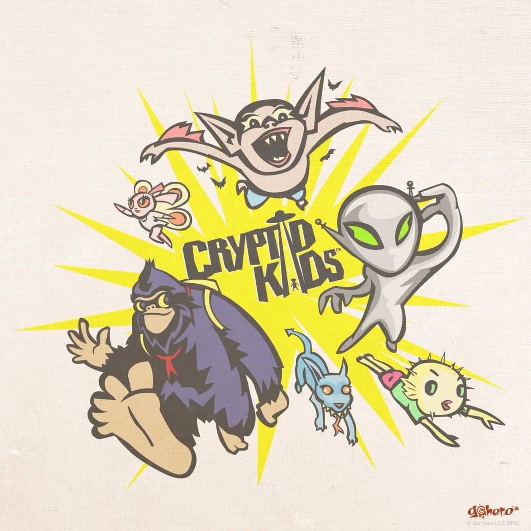 CRYPTID KIDS
