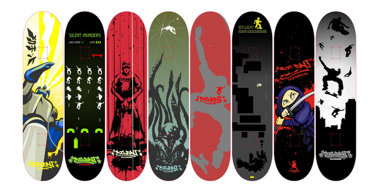 Skate Board Design