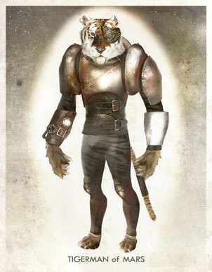 Buck Rogers Concept Art
