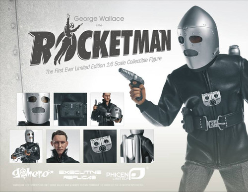 Rocketman Product Design