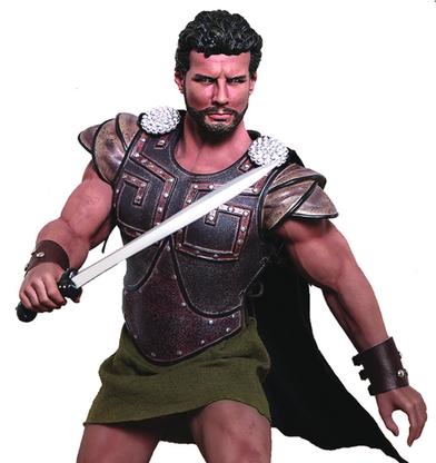 First-Ever 1:6 Scale - Steve Reeves is Hercules
