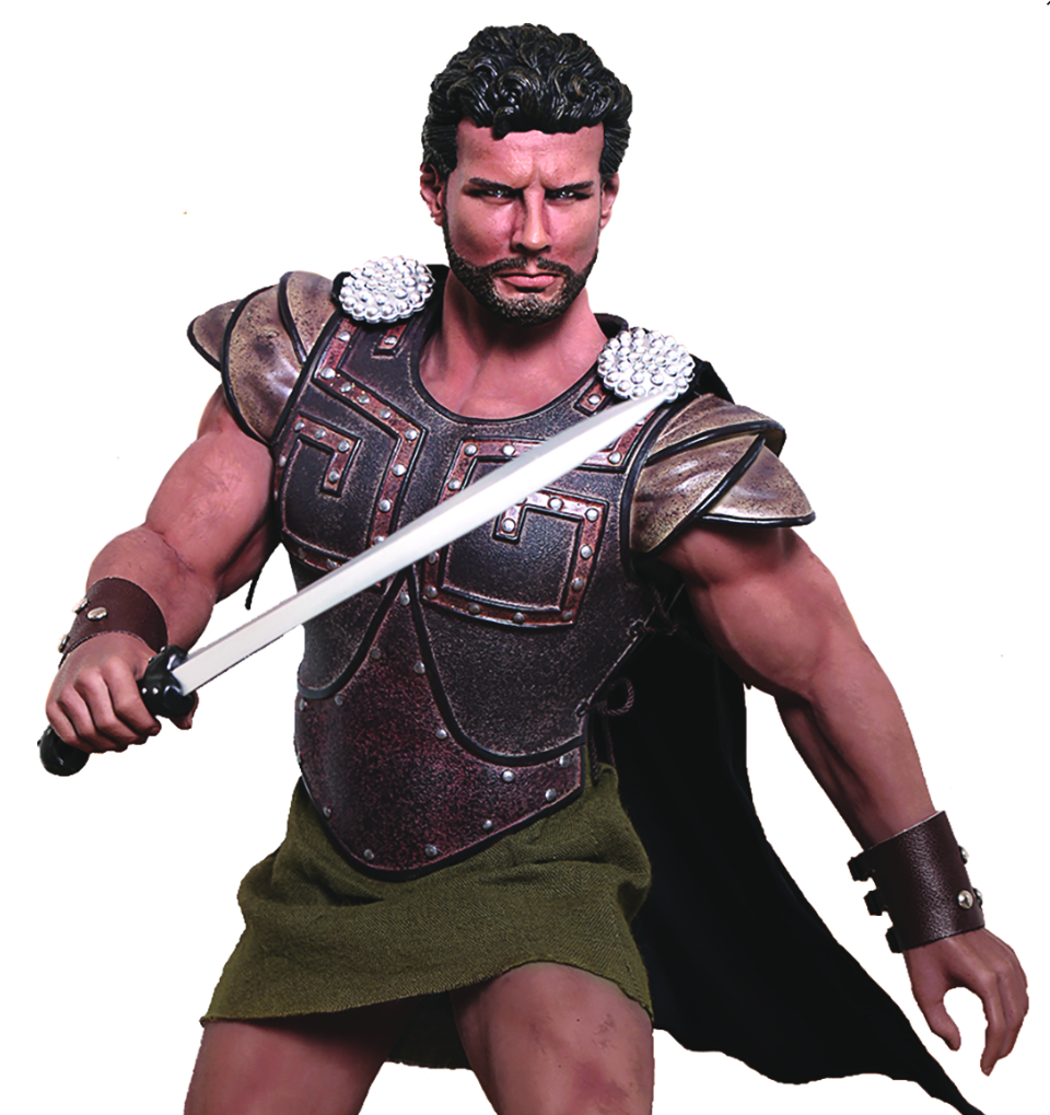First-Ever 1:6 Scale - Steve Reeves is Hercules