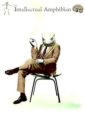 The Intellectual Amphibian - Concept Art