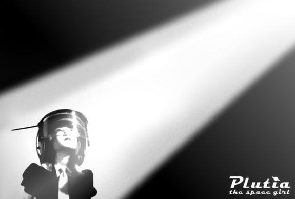 Plutia the Space Girl