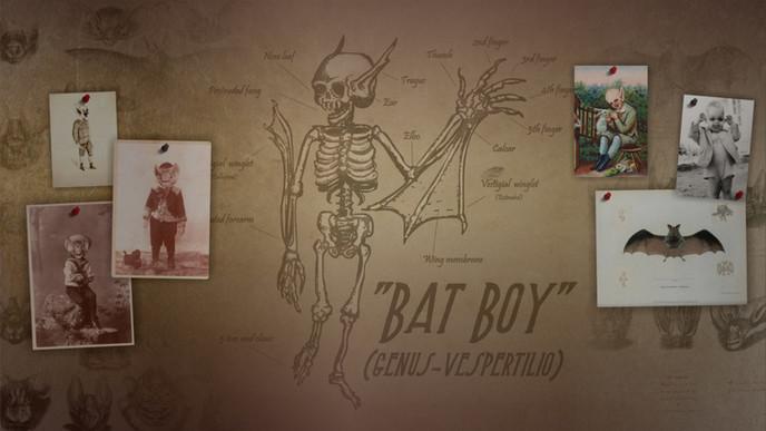 Bat Boy Production Art
