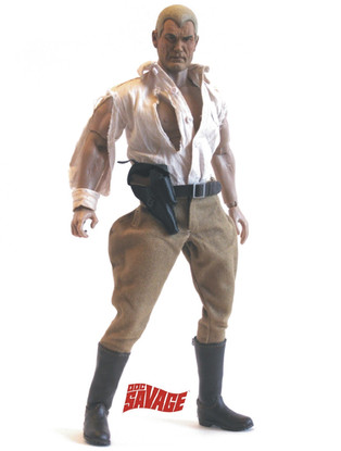 First-Ever 1:6 Scale - Doc Savage