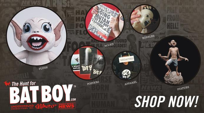Bat Boy Merchandise