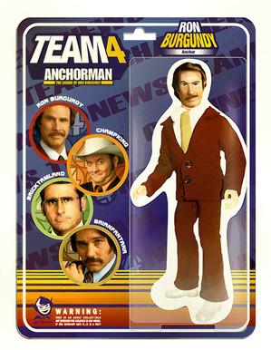 """Anchor Man Retro 8"""" Concept"""