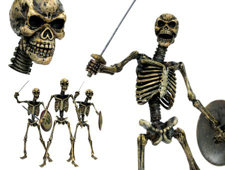 First-Ever 1:6 Scale - The Skeleton