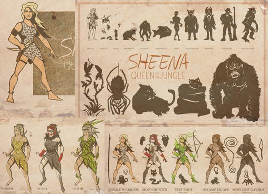 Sheena Concept