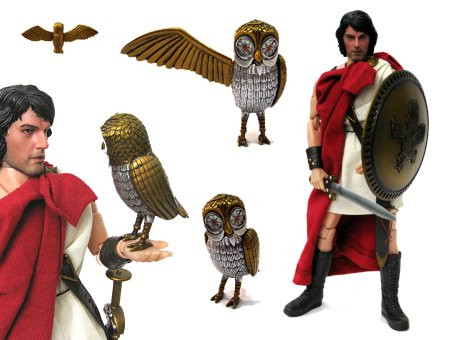 First-Ever 1:6 Scale - Perseus & Bubo