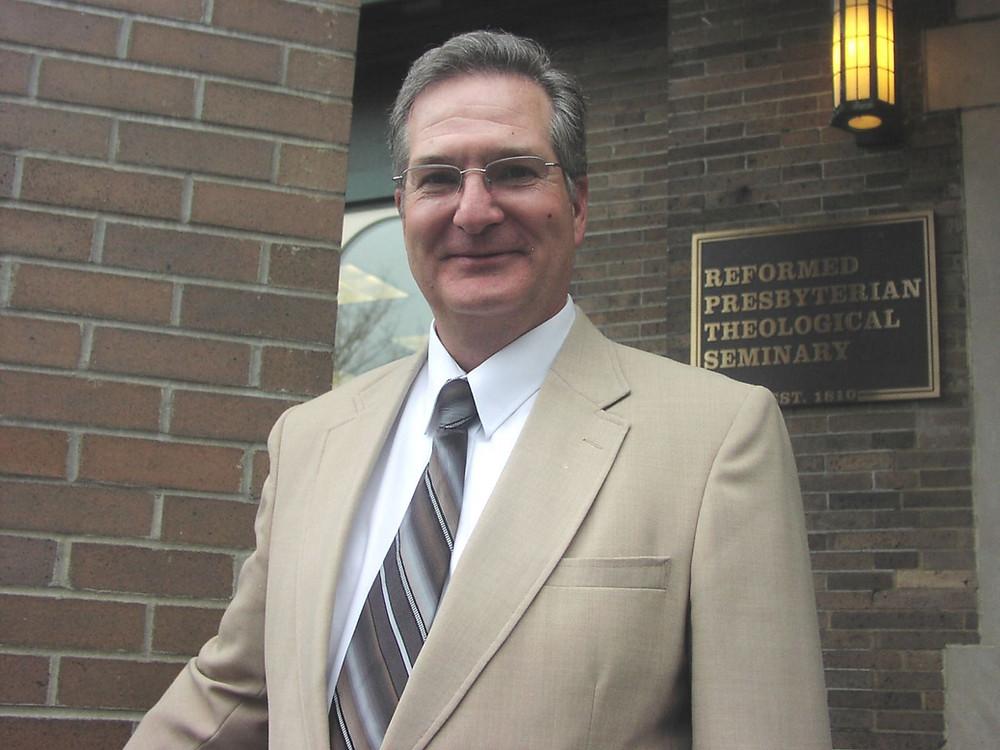 Reverend Steven F. Miller RPTS