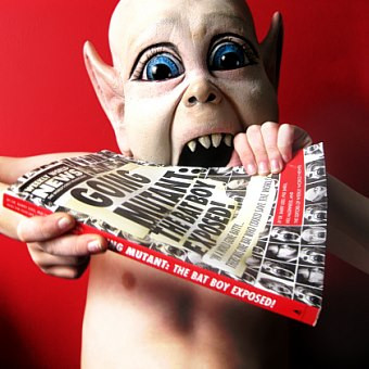 Weekly World News - Bat Boy