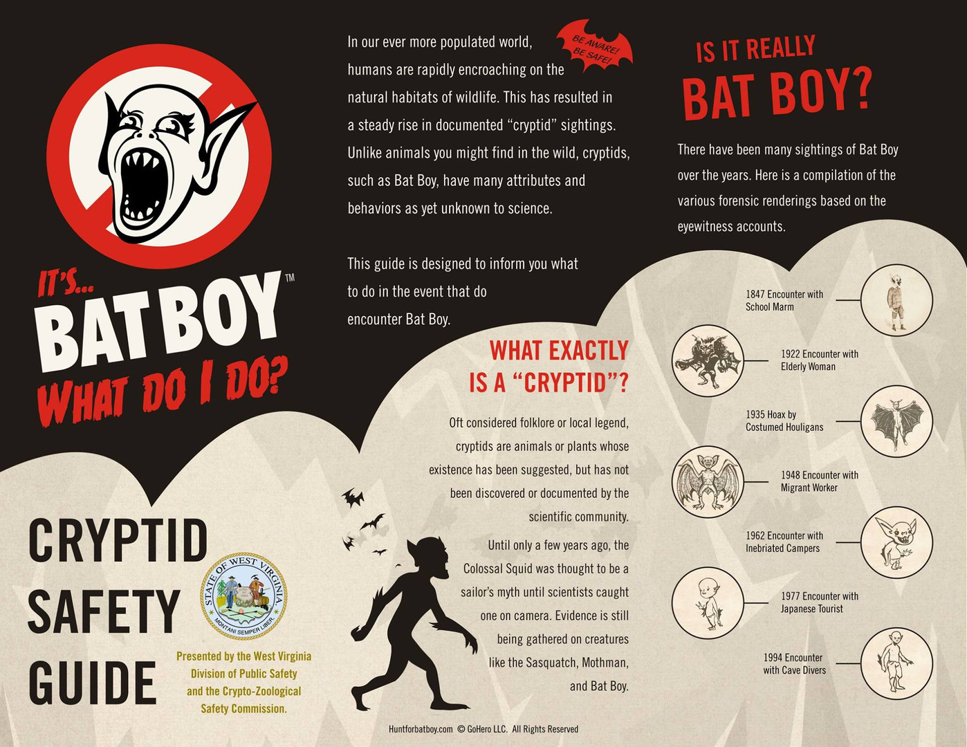 Bat Boy Safety Manual