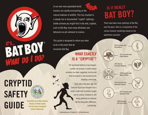 Bat Boy Safety Manual