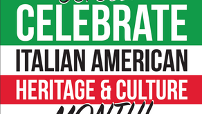 Celebrate Italian American Heritage & Culture Month!