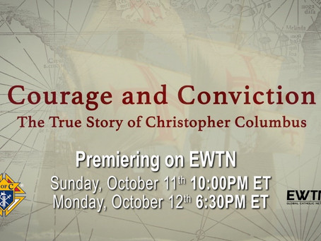 Courage and Conviction: The True Story of Christopher Columbus