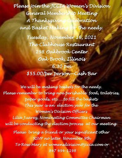 Thanksgiving Club House Womens Division .jpg