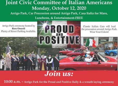 Columbus Day: Italian American Heritage Celebration
