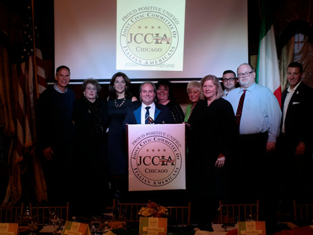 JCCIA Installation & Annual Meeting January 24, 2021