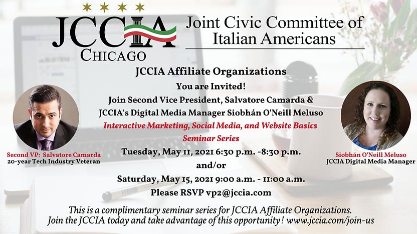 FB Event Cover JCCIA Affiliate Orgs Semi