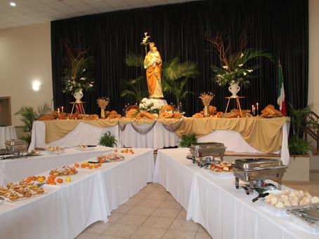 2020 St. Joseph's Table Celebration