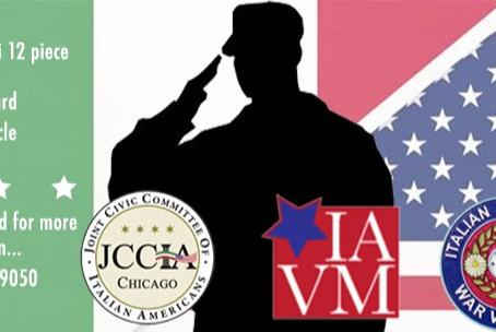 75th Anniversary Celebration of Veterans Monument at Arrigo Park (Chicago, IL)