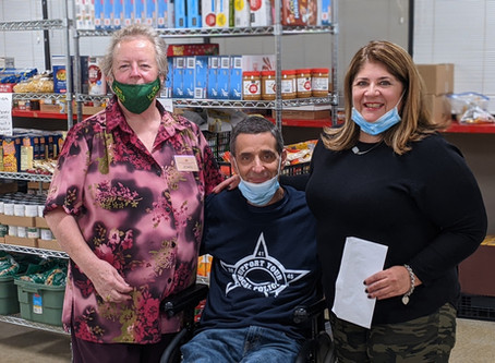 Helping Hands: JCCIA Covid-19 Chicago Relief Fund Update