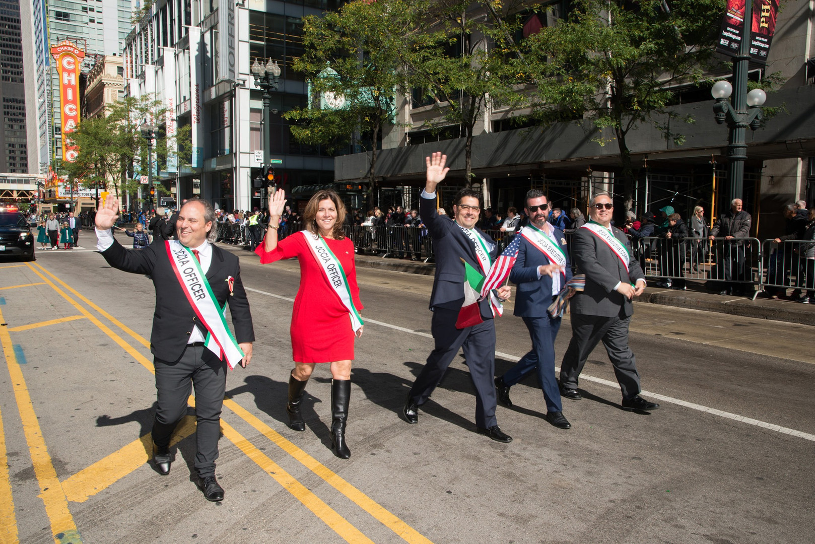 Columbus Day Parade 2019