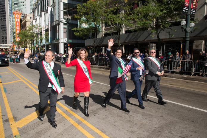 Columbus Day Parade 2019